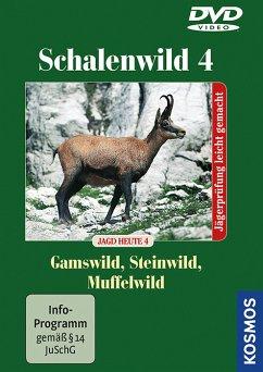 Schalenwild, 1 DVD. Tl.4 (Mängelexemplar)
