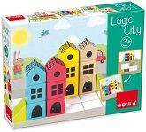 Goula D50200 - Logic City Spiel, Logik-Spiel