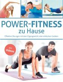 Power-Fitness zu Hause (eBook, ePUB)
