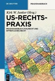 US-Rechtspraxis (eBook, PDF)