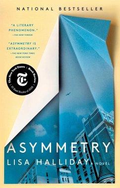Asymmetry (eBook, ePUB) - Halliday, Lisa