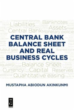 Central Bank Balance Sheet and Real Business Cy...