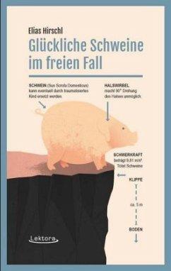 Glückliche Schweine im freien Fall - Hirschl, Elias
