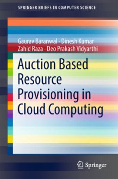 Auction Based Resource Provisioning in Cloud Co...