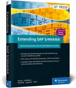 Extending SAP S/4HANA