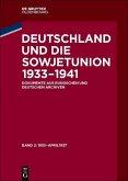 Deutschland und die Sowjetunion Januar 1935 - April 1937