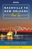 Moon Nashville to New Orleans Road Trip (eBook, ePUB)