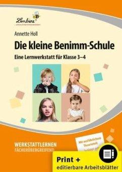 Die kleine Benimm-Schule (Set) - Holl, Annette