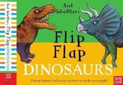 Axel Scheffler's Flip Flap Dinosaurs - Scheffler, Axel