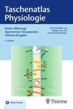 Taschenatlas Physiologie - Silbernagl, Stefan;Despopoulos, Agamemnon;Draguhn, Andreas