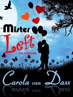 Mister Left (XXL Leseprobe) (eBook, ePUB) - van Daxx, Carola