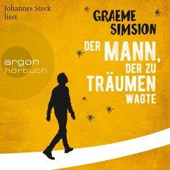 Der Mann, der zu träumen wagte (Ungekürzte Lesung) (MP3-Download) - Simsion, Graeme