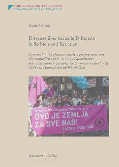 Dissense über sexuelle Differenz in Serbien und Kroatien (eBook, PDF) - Mlinaric, Martin