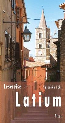 Lesereise Latium (eBook, ePUB) - Eckl, Veronika