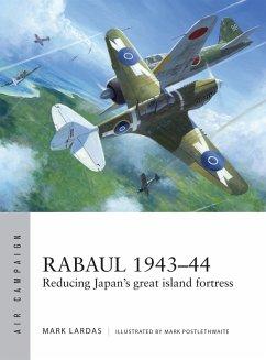 Rabaul 1943-44 (eBook, PDF) - Lardas, Mark