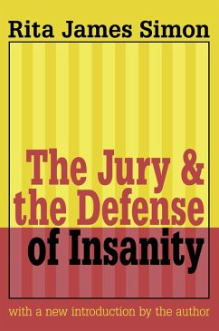 Jury and the Defense of Insanity (eBook, PDF)