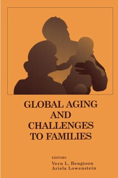 Global Aging and Challenges to Families (eBook, PDF)