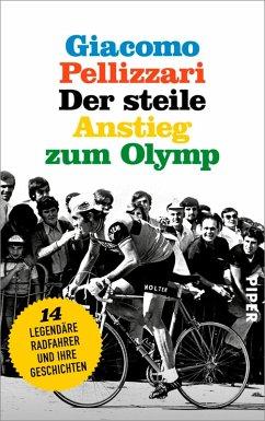 Der steile Anstieg zum Olymp (eBook, ePUB) - Pellizzari, Giacomo