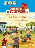 Der Hitzefrei-Regler / Der verrückte Erfinderschuppen Bd.3 (eBook, ePUB)