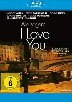 Alle sagen: I Love You - Alle Sagen: I Love You
