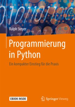 Programmierung in Python - Steyer, Ralph