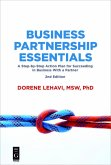 Business Partnership Essentials (eBook, ePUB)