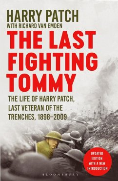 The Last Fighting Tommy (eBook, ePUB) - Emden, Richard Van; Patch, Harry