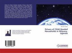 Drivers of Child Headed Households in Mityana, Uganda