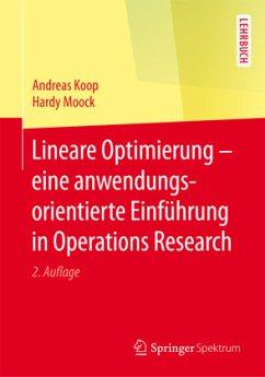 Lineare Optimierung - eine anwendungsorientiert...