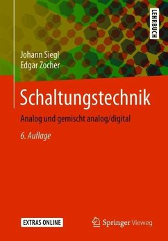 Schaltungstechnik - Siegl, Johann; Zocher, Edgar