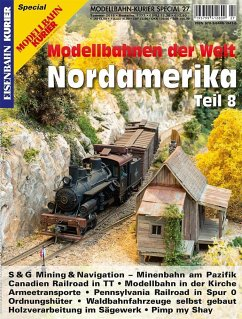 Modellbahnen der Welt- Nordamerika