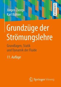 Grundzüge der Strömungslehre - Zierep, Jürgen; Bühler, Karl