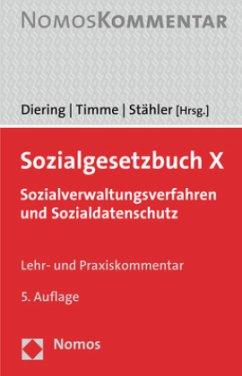 Sozialgesetzbuch X
