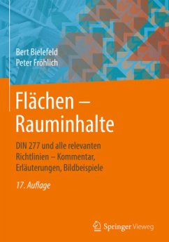 Flächen - Rauminhalte - Bielefeld, Bert; Fröhlich, Peter