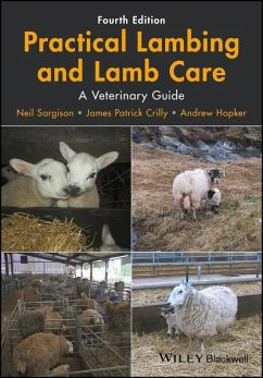 Practical Lambing and Lamb Care (eBook, ePUB) - Sargison, Neil; Crilly, James Patrick; Hopker, Andrew