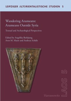 Wandering Aramaeans - Aramaeans Outside Syria (eBook, PDF)