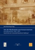 Von der Musikschule zum Konservatorium. Das Mozarteum 1841-1922 (eBook, PDF)