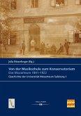 Von der Musikschule zum Konservatorium. Das Mozarteum 1841-1922 (eBook, ePUB)