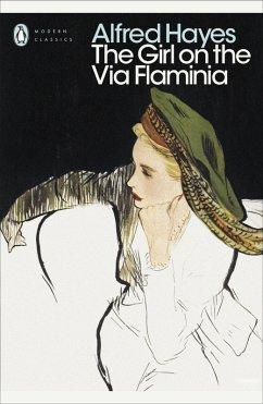 The Girl on the Via Flaminia (eBook, ePUB)