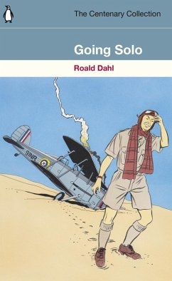 Going Solo (eBook, ePUB) - Dahl, Roald