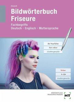 Bildwörterbuch Friseure - Kleemiß, Britta