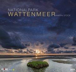 Nationalpark Wattenmeer 2019 - Großformatkalender