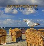 Ostseeküste 2019 - Postkartenkalender