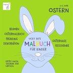 Vicky Bo's Malbuch für Kinder - Ostern