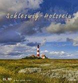 Schleswig-Holstein 2019 - Postkartenkalender