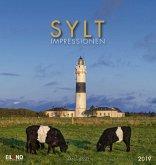 Sylt-Impressionen 2019 - Postkartenkalender
