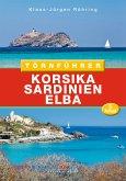 Törnführer Korsika - Sardinien - Elba (eBook, PDF)