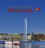 Hansestadt Hamburg 2019 - Postkartenkalender