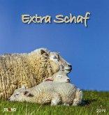 Extra Schaf 2019 - Postkartenkalender