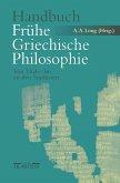 Handbuch Frühe Griechische Philosophie (eBook, PDF)